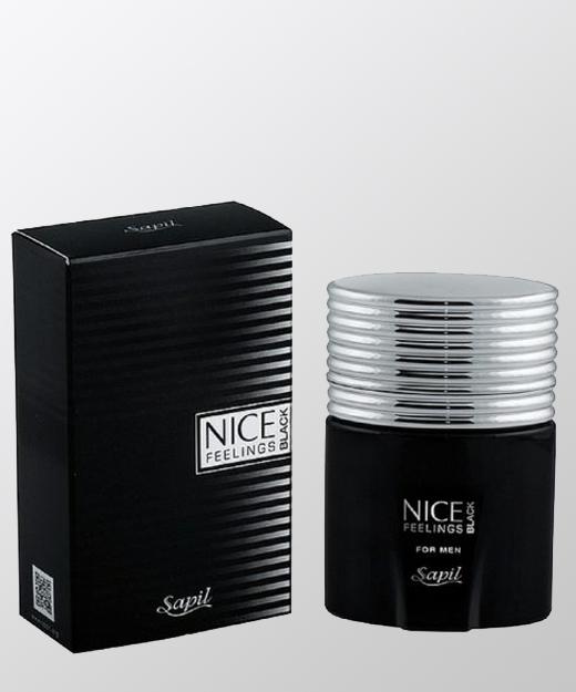 NICE FEELINGS BLACK PERFUME